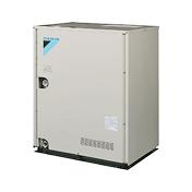 VRV c водяным охлаждением.