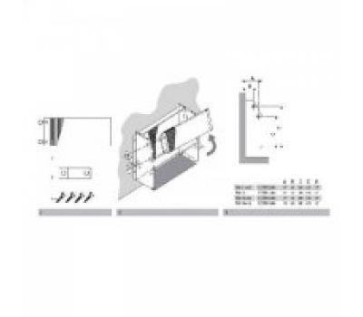 Daikin Дополнительный однорядный теплообменник ESRH03A6