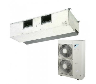 Daikin FDQ125B RR125BW (канального типа)