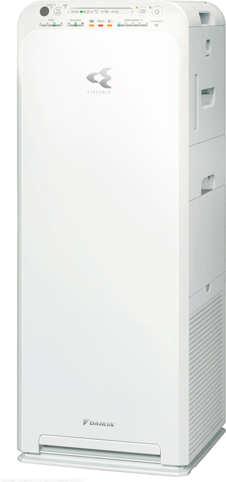Daikin MCK55W очиститель-увлажнитель воздуха
